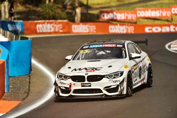 RHC LAWRENCE-STROM ENTERS BATHURST 6 HOUR WITH MARC CARS