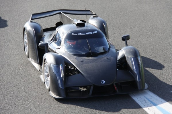 UNITED AUTOSPORTS TO DEBUT LIGIER JS P4 IN THE UK AT LMP3 CUP OPENING ROUND AT DONINGTON PARK