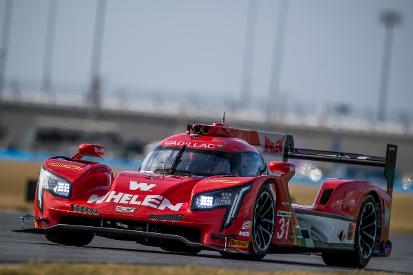 WHELEN ENGINEERING RACING SEBRING BOUND FOR TOUGH 12 HOUR
