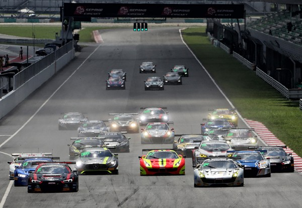 29 CARS TO CONTEST BLANCPAIN GT SERIES ASIA'S SEASON OPENER AT SEPANG