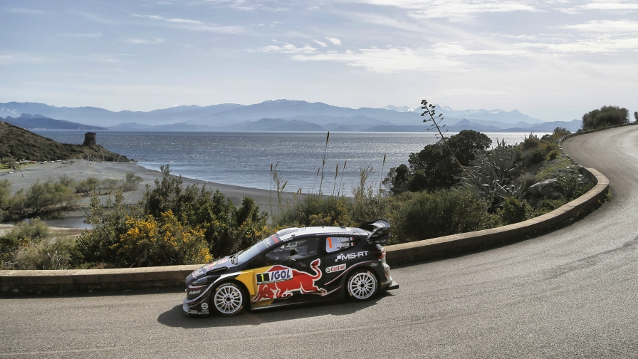 Saturday in France:Comfortable lead for Ogier