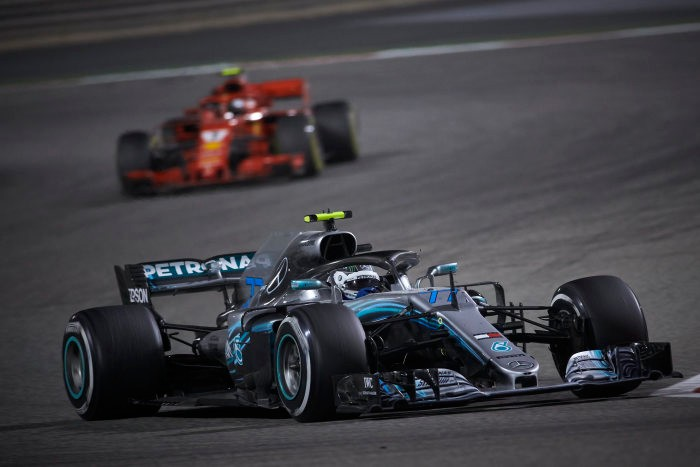 Mercedes review 2018 Bahrain Grand Prix – Sunday