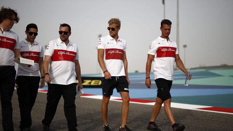 Formula 1 Gulf Air Bahrain Grand Prix – Race – Sunday