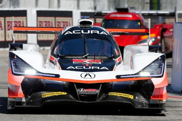 ACURA DPi PROGRAM BATTLING TOUGH COMPETITION IN WEATHERTECH CHAMPIONSHIP