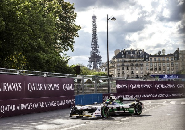 AUDI WITH ELECTRIFYING FIGHTBACKS IN PARIS