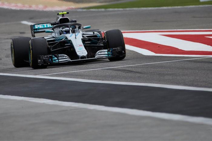 Mercedes 2018 Bahrain Grand Prix – Friday