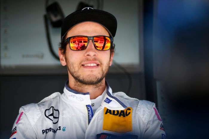 Squad of drivers now complete: Christian Vietoris becomes test and reserve driver