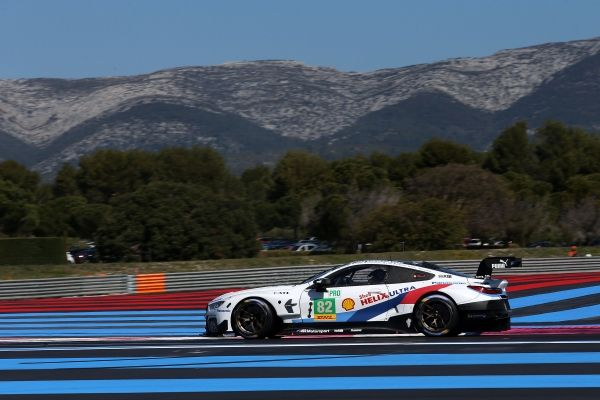 BMW TEAM MTEK FOCUSES ON RACE SIMULATIONS AT THE FIA WEC PROLOGUE IN LE CASTELLET