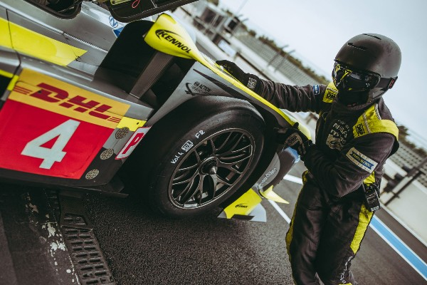 ByKOLLES RACING COMPLETES ITS PRE-SEASON TESTING PROGRAM