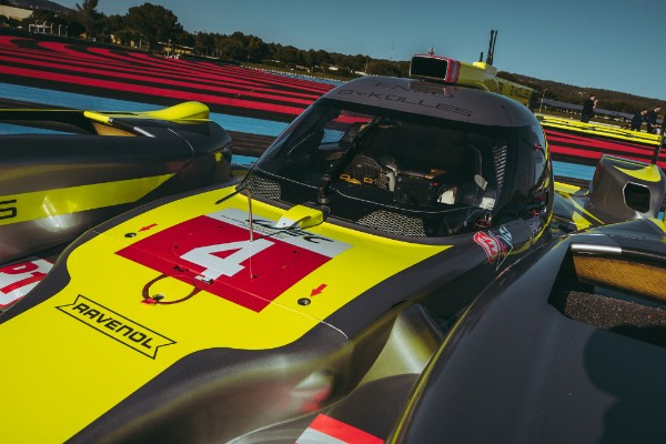 ByKOLLES RACING TO TEST AT MONZA AHEAD OF FIA WEC SEASON