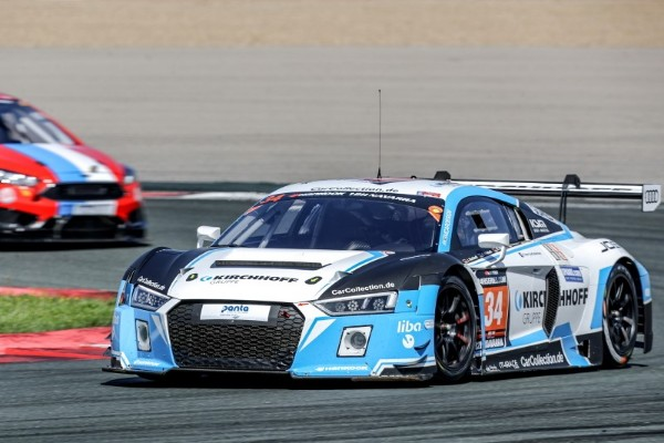 CAR COLLECTION MOTORSPORT LEADS 12H NAVARRA AFTER THREE HOURS