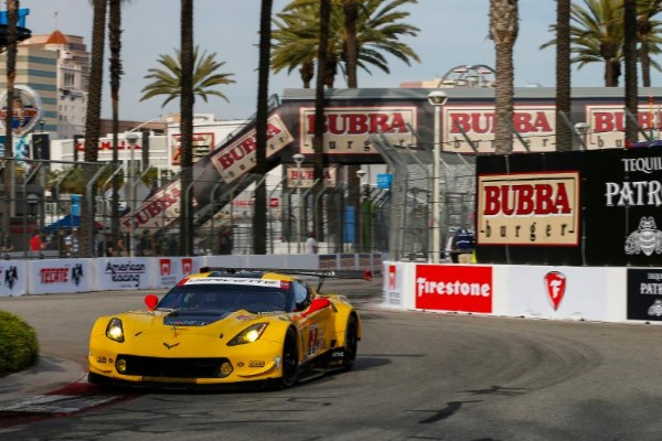CORVETTE RACING LOOKS FOR SEVENTH LONG BEACH SPORTS CAR GRAND PRIX VICTORY DESPITE 'WILD CARD' NATURE OF SPRINT RACE
