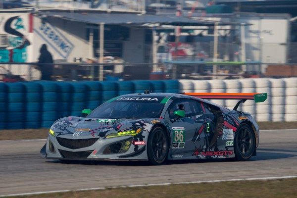 DOUBLE ACURA ATTACK AT MID-OHIO FOR MEYER SHANK RACING
