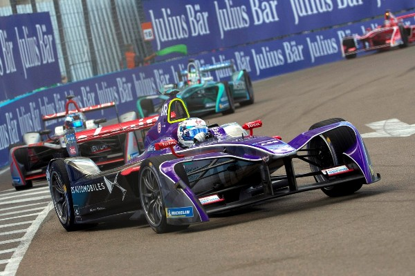 DS VIRGIN RACING READY FOR ROME AS FORMULA E HEADS TO ETERNAL CITY