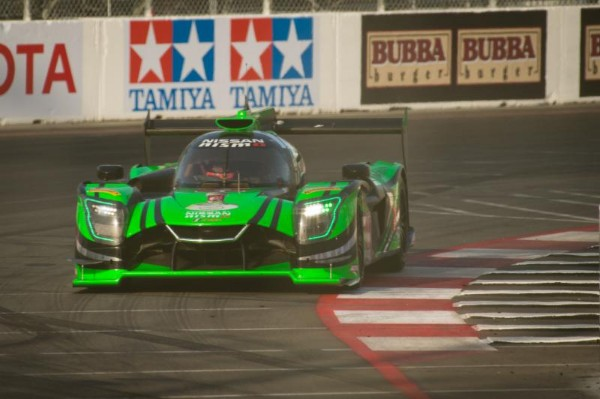 ESM RETURNS TO PODIUM AT LONG BEACH GRAND PRIX