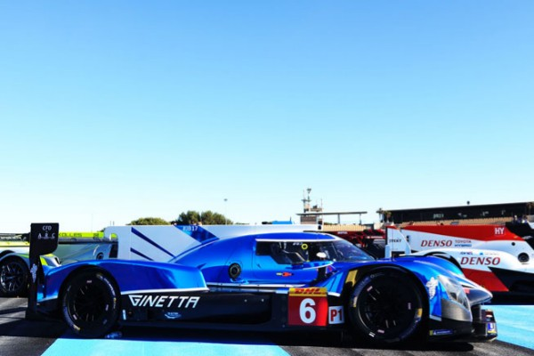 FIA WEC PAUL RICARD TEST SEES DEBUT OF SECOND GINETTA LMP1