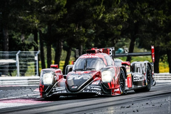 FIRST TEST FOR THE REBELLION R-13 AT THE FIA WEC PROLOGUE