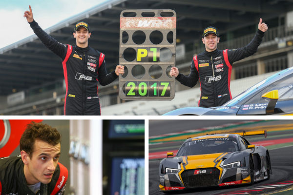 STUART LEONARD'S RAPID RISE FROM AMATEUR TO BLANCPAIN GT SPRINT CUP CHAMPION