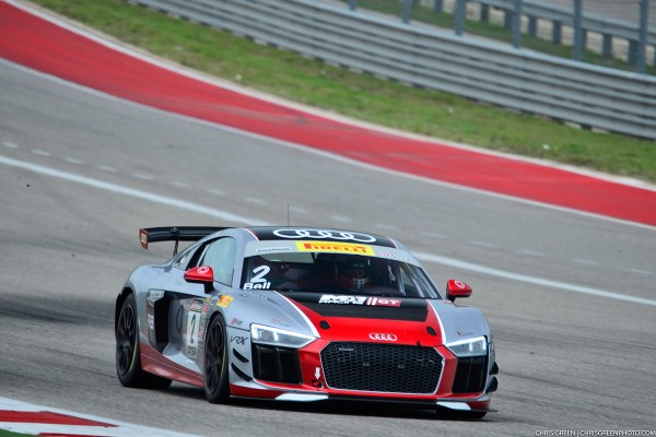 M1 GT RACING RETURNS TO VIR WITH THEIR AUDI R8 LMS GT4
