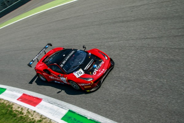 MARIO CORDONI COMPLETES PERFECT MONZA WEEKEND WITH BLANCPAIN GT SPORTS CLUB MAIN RACE VICTORY