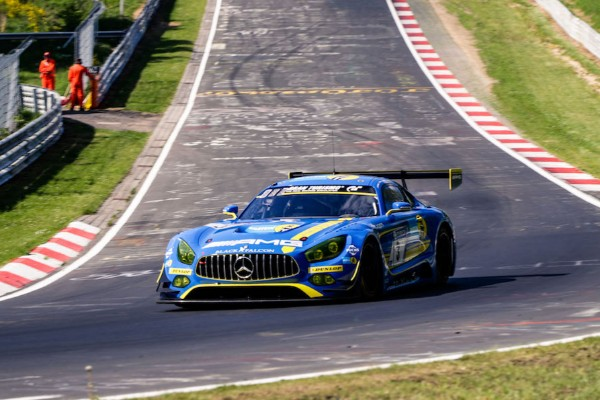 MERCEDES-AMG WITH AMBITIOUS GOALS AND A STRONG LINE-UP FOR NURBURGRING 24 HOURS