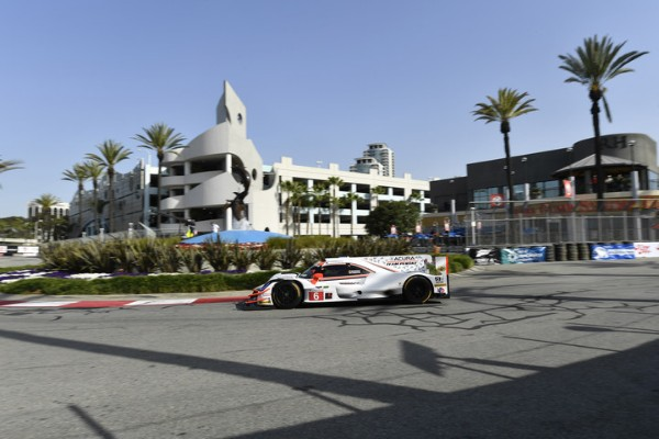 MONTOYA GIVES ACURA FIRST IMSA PROTOTYPE POLE AT LONG BEACH