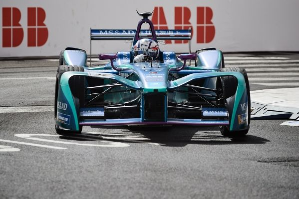 MS&AD ANDRETTI FORMULA E AIMING TO BOUNCE BACK INTO THE POINTS POSITIONS IN THE STREETS OF PARIS