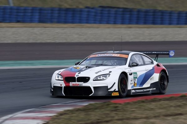 PODIUM SUCCESS FOR SCHEIDER, JENSON AND BMW TEAM SCHNITZER AT ADAC GT MASTERS OPENER