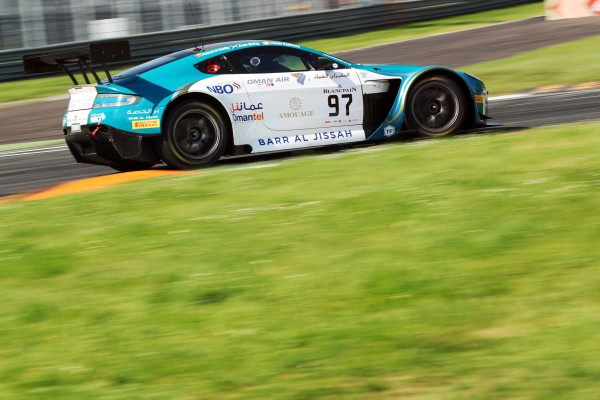 STRONG TOP FIVE FINISH FOR BLANCPAIN ENDURANCE RACER AL HARTHY ON SILVER CUP DEBUT AT MONZA