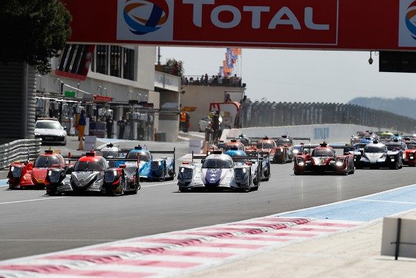 TDS RACING SECOND AT THE 4 HOURS OF LE CASTELLET