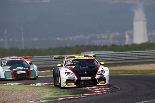 TOP-FIVE FINISH FOR THE BMW M6 GT3 IN THE ADAC GT MASTERS AT MOST