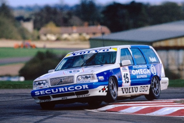 WHACKY RACER JOINS SILVERSTONE CLASSIC BTCC DIAMOND JUBILEE PARADE