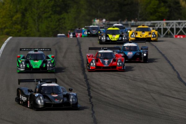 WRIGHT MOVES INTO POINTS LEAD, JOINS CLAIRAY IN IMSA PROTOTYPE CHALLENGE WIN AT BARBER