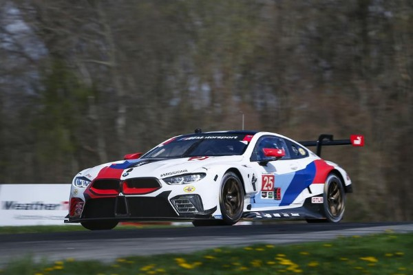 BMW TEAM RLL FINISHES 2nd AND 7th AT MID-OHIO