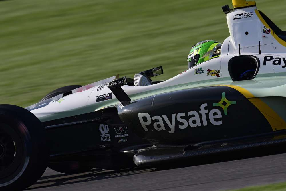 claman de melo 19 th indycar