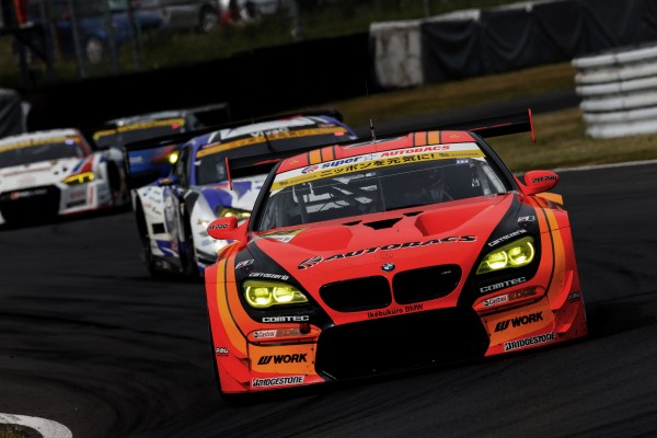 DOMINANT SECOND CAREER SUPER GT VICTORY FOR WALKINSHAW AT FUJI DELIVERS GT300 CHAMPIONSHIP LEAD