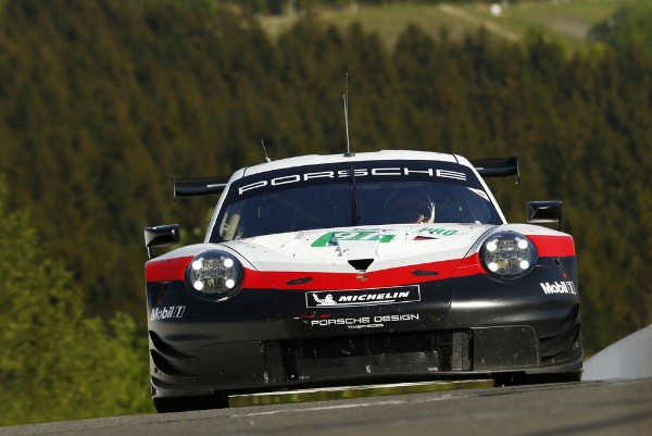 PORSCHE GT TEAM STARTS SPA WEC SEASON-OPENER FROM SECOND ROW