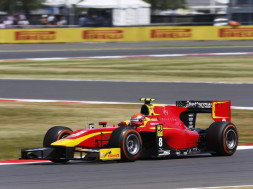 sideview Racing Engineering and DHL preview Bahrain 2015 GP2