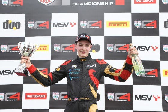 Ismail to return to BRDC British F3 at Donington with Chris Dittmann Racing