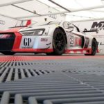 M1 GT Racing and Drivers Secure Top Two Spots car view