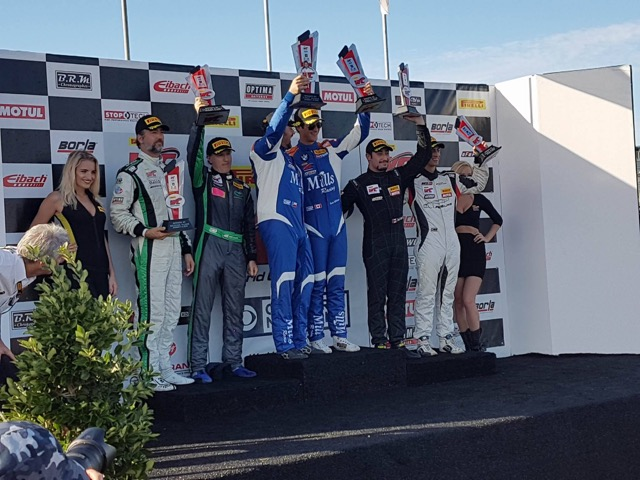 M1 GT Racing and Drivers Secure Top Two Spots in Three Championship Battles Including One Title