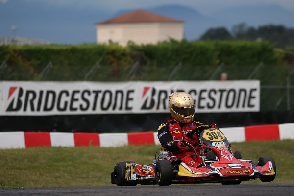 MARANELLO KART SUCCESSFUL  AT THE AUTUMN TROPHY IN LONATO!