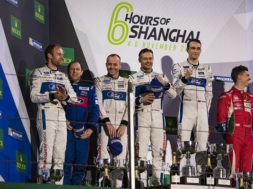 FORD GT TAKES 1-2 FINISH IN SHANGHAI! Podiums