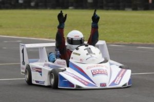 Formula 250 National, Bishopscourt: Platt adds 0 to 1