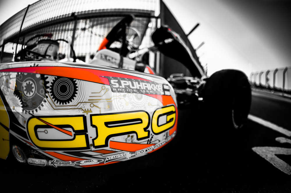 CRG AND SIMO PUHAKKA PART WAYS