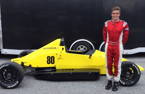 Team Pelfrey Signs Jonathan Kotyk to F1600 for the 2017 Season