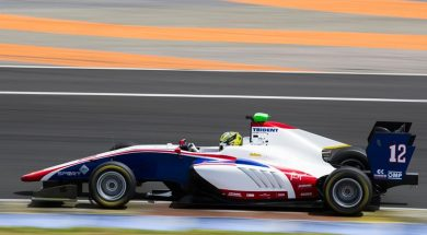 Boccolacci tops first day in Valencia