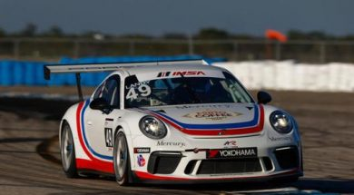 SEBASTIAN LANDY READY FOR BARBER IMSA PORSCHE GT3 CUP WEEKEND