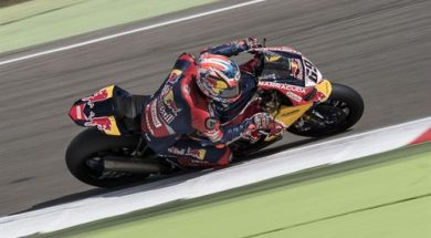 Imola awaits Red Bull Honda World Superbike Team
