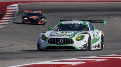 No. 33 Mercedes-AMG Team Riley Motorsports Mercedes-AMG GT3